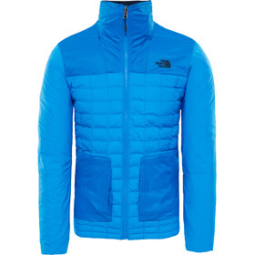 The North Face ThermoBall Full Zip In Jacket Herre bomber blue